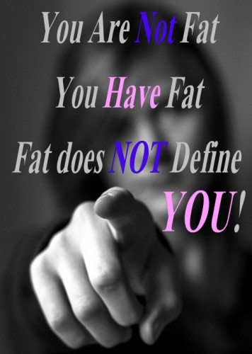 quotes about being fat and proud